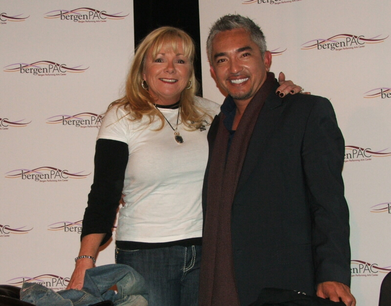 Meeting Cesar Millan